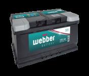 WEBBER 12V / 100 Ah CZ