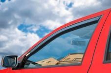 Deflektory okien Škoda Superb I. 2002-2008 - (4 dveře, ...