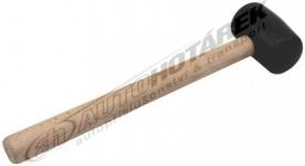 Gumová palička 0,40 kg (černá)