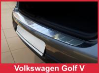 Ochranná lišta hrany kufru VW Golf V. 2003-2008 ...