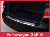 Ochranná lišta hrany kufru VW Golf VI. 2008-2012 ...