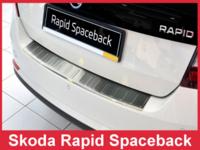 Ochranná lišta hrany kufru Škoda Rapid 2012- ...