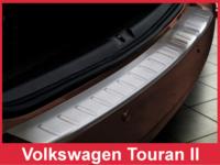 Ochranná lišta hrany kufru VW Touran 2010-2015