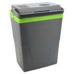 Autochladnička 22l (šedo-zelená, A++)
