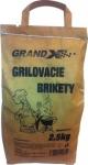 Brikety úhlové 2,5kg / Grand X /