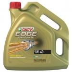 Castrol EDGE TITANIUM FST TURBO DIESEL 5W-40 5L