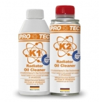 PRO TEC RADIATOR OIL CLEANER K1 + K2