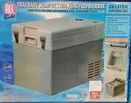 Chladící box 28 ltr 12 / 24V Kompresor