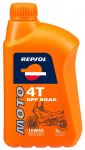 REPSOL MOTO OFF ROAD 4T 10W-40 1L