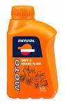 REPSOL MOTO DOT 4 BRAKE FLUID 500ml