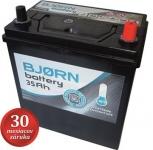 BJORN batterie Asie 12V / 35Ah P (BA0350)
