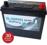BJORN batterie Asie 12V / 45Ah P (BA0450)