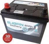 BJORN batterie Asie 12V / 60Ah L (BA0601)
