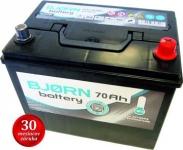 BJORN batterie Asie 12V / 70Ah P (BA0700)