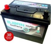 BJORN batterie Asie 12V / 70Ah L (BA0701)
