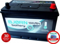 BJORN batterie Asie 12V / 100Ah P (BA1010)