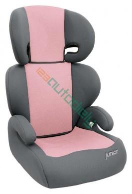 Dětská autosedačka Basic (růžová)