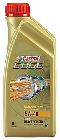 Castrol EDGE TITANIUM FST 5W-40 1L