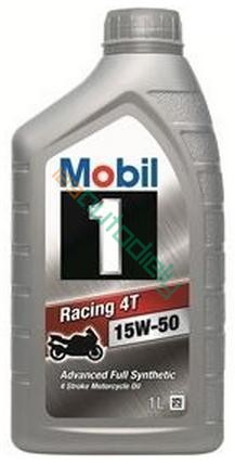 MOBIL RACING 4T 15W-50 1L